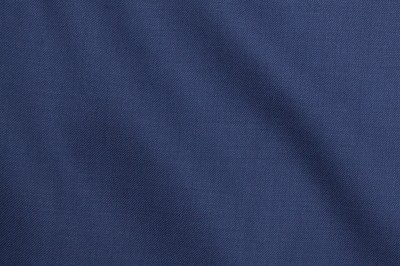 Close up view of Sapphire Navy Fabric in Super 130s