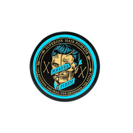 Top View of JSuperior Hair Pomade Container