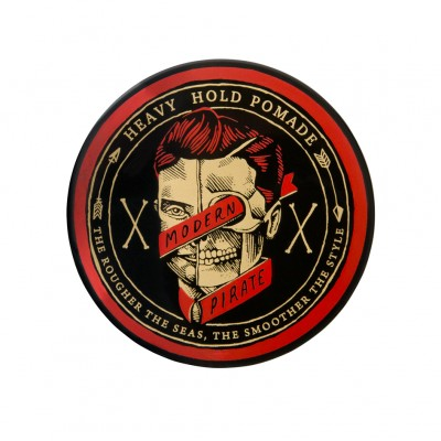 Top View of Heavy Hold Pomade Container